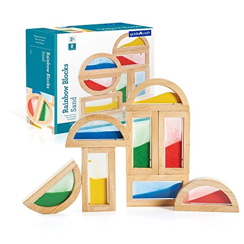 Sand Rainbow Blocks Set