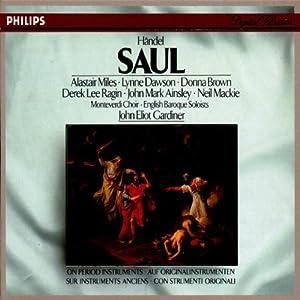 Georg Friedrich Händel: Saul (Gesamtaufnahme)