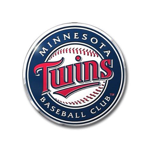MLB Die Cut Color Auto Emblem