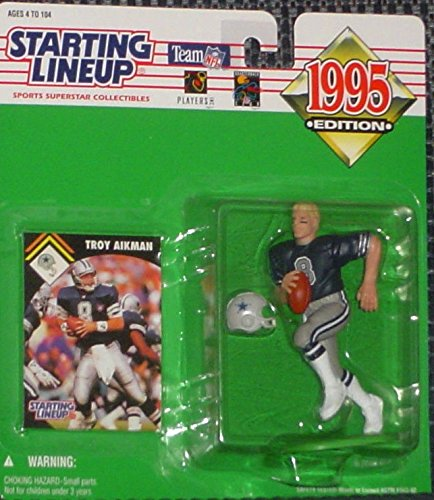 1995 Troy Aikman NFL Starting Lineup Figure - 1