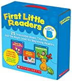 img - for First Little Readers Parent Pack: Guided Reading Level B: 25 Irresistible Books That Are Just the Right Level for Beginning Readers book / textbook / text book