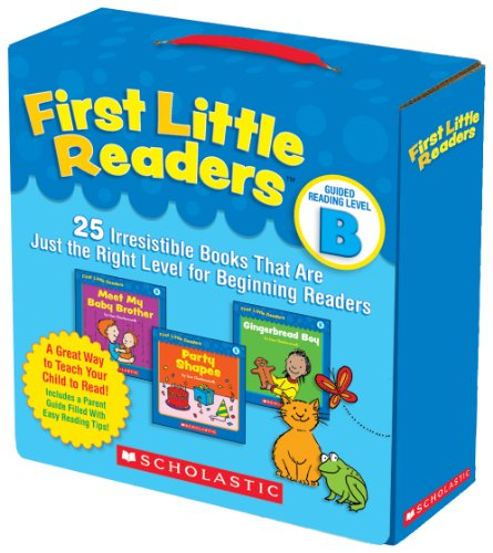 first-little-readers-parent-pack-guided-reading-level-b-25-irresistible-books-that-are-just-the-righ