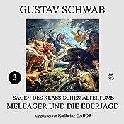 Meleager und die Eberjagd (Sagen des klassischen Altertums 3) | Gustav Schwab