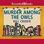Murder Among Owls | Bill Crider