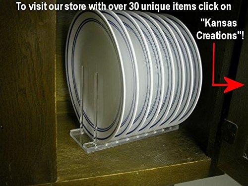Vertical Plate Rack-Display or Storage (Dish Storage Display compare prices)