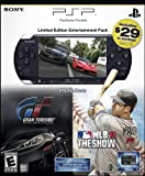 51LegDUuG7L. SL160  PlayStation Portable Limited Edition MLB 11 & Gran Turismo Entertainment Pack