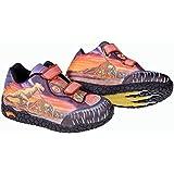 Dinosoles Childrens Flashing Light Trainer Shoes