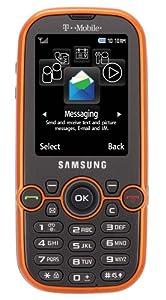 Samsung Gravity 2 Phone, Metallic Pumpkin (T-Mobile)
