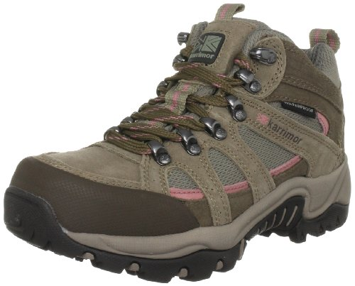 Karrimor Women's Bodmin Ii Mid L Weathertite Roots/Salmon Walking Boot K301RTS151 7 UK