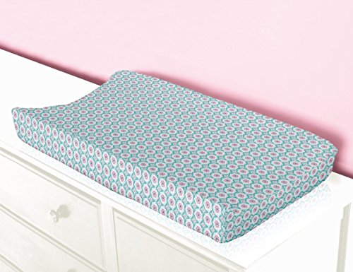 Summer Infant Changing Pad Cover, Who Loves You - 1