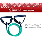 Ripcords Classic - Light Green Ripcord (Light Resistance 8 - 14 lbs)by Ripcords