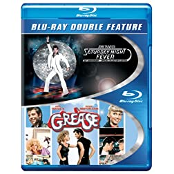 Saturday Night Fever / Grease [Blu-ray]