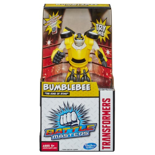 Battle Masters Autobot Bumblebee Game