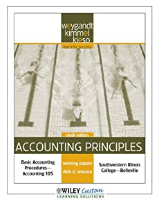 Amazon.com: Accounting Principles 9th Edition Working Paper for ...