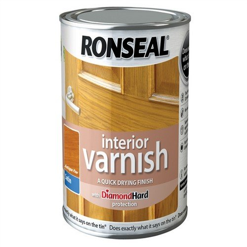 ronseal-rslivsap750-750ml-quick-dry-satin-interior-varnish-antique-pine