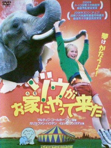 ゾウがお家にやって来た