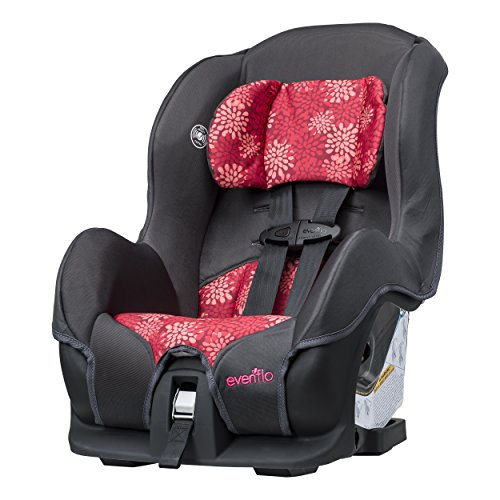evenflo tribute lx convertible car seat pink mums new ebay. Black Bedroom Furniture Sets. Home Design Ideas