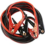 FJC 45234 4 Gauge 20' 600 Amp Parrot Clamp Booster Cable