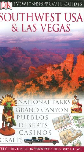 Southwest Usa & Las Vegas (Eyewitness Travel Guides) front-983251