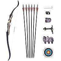 ATROPOS-168C Archery Recurve Bow Set Rig...