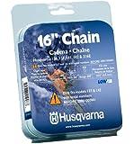 Husqvarna 531300446 16-Inch H36-56 (91VG) Lo-Pro Saw Chain, 3/8-Inch by .050-Inch