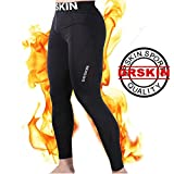 [DRSKIN] Thermal Fleece Coldgear Tight thermal Compression Base Layer Long Sleeve Under pants