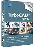 Software - TurboCAD V 19 2D/3D incl. 3D Symbole