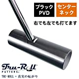 Tru-Roll ゴルフ センターシャフト ブラック TR-III パター Golf Putter 長さ/グリップ:33インチ/オリジナル
