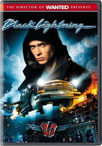 Black Lightning DVD Cover
