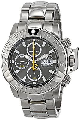 Invicta Men's 10652 Subaqua Analog Display Swiss Automatic Silver Watch