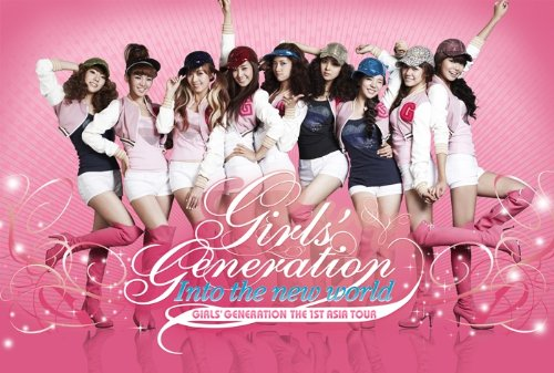 這邊是SNSD - 少女时代 Girls' Generation - The 1st Asia Tour - Into the new world圖片的自定義alt信息;56598,183756,Anony Robot,24