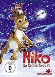 DVD Cover 'Niko: Ein Rentier hebt ab