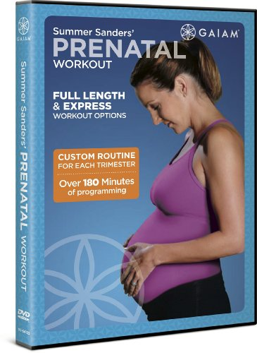 Pregnant Yoga Workout Summer Sanders