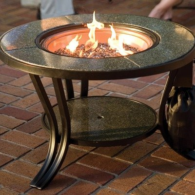 gas patio pit coleman 5071 700 ambient firelight