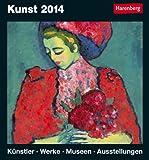 Kunst 2014: Harenberg Tageskalender. Künstler - Werke - Museen - Ausstellungen