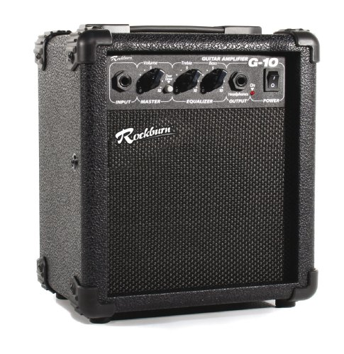 Rockburn 10 Watt Practice Amplifier for Electric Guitar