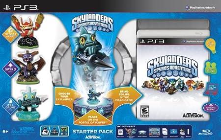 Skylanders Spyros Adventure - Starter Pack