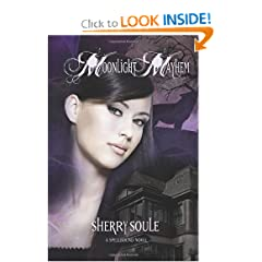 Moonlight Mayhem: Spellbound Series (Volume 2) by Sherry Soule and Parajunkee Designs