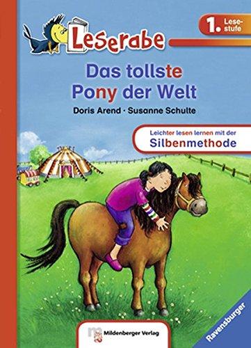 Leserabe mit Mildenberger Silbenmethode: Das tollste Pony der Welt thumbnail