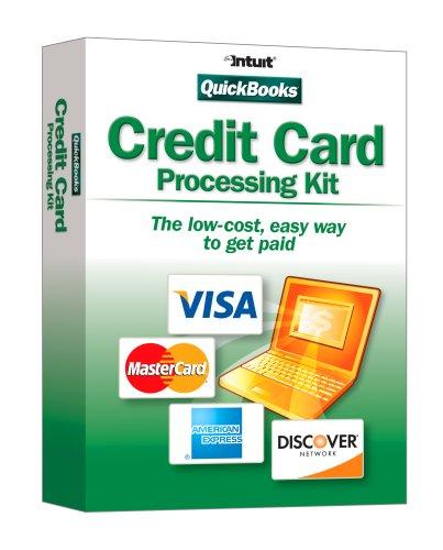 Quickbooks Credit Card Processing Kit V4.0 [OLD VERSION]