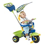 Smart Trike Fresh 146-1100 3-in-1 Trike Green / Blue / Yellow