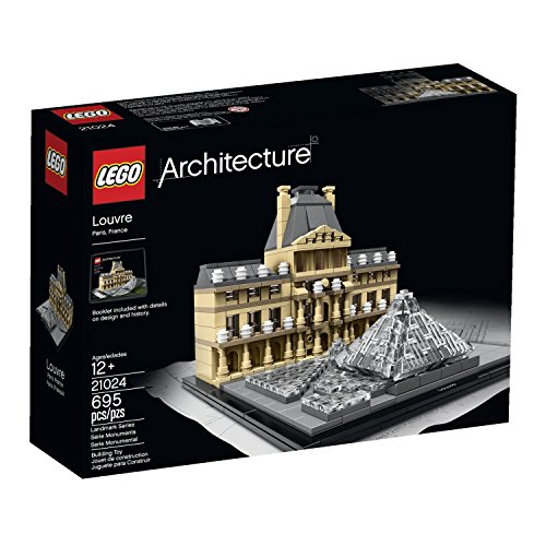 LEGO-Architecture-21024-Louvre-Building-Kit