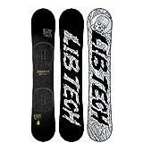 Lib Tech Darker Series C3BTX Snowboard 2014 - 158W by Lib Tech