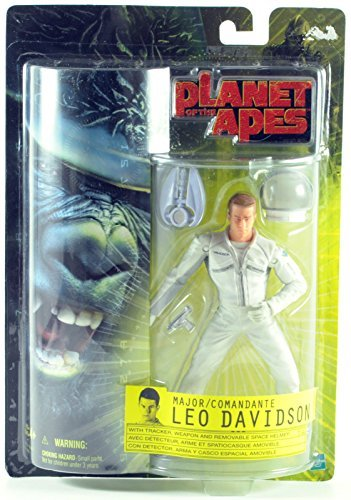 Planet of the Apes Action Figure Major Leo Davidson