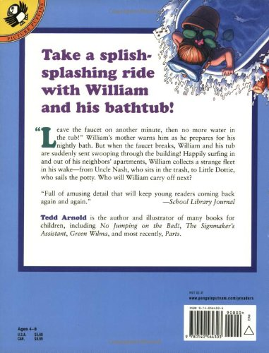 No More Water in the Tub! (Picture Puffin Books)