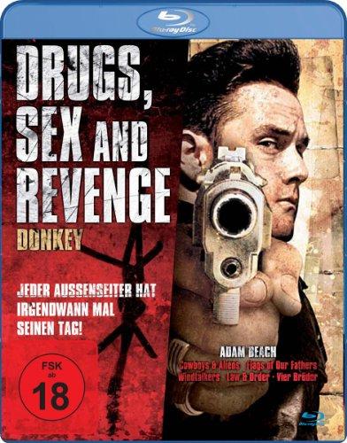 Drugs, Sex and Revenge - Donkey [Blu-ray]