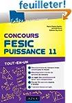 Concours FESIC Puissance 11 - Tout-en-un