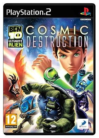 Ben 10 Ultimate Alien: Cosmic Destruction (PS2)