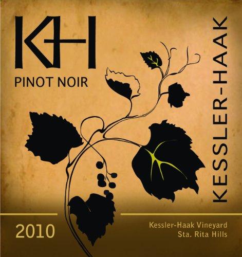 2010 Kessler-Haak Pinot Noir 750 Ml