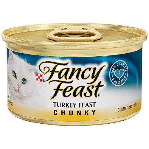 Fancy Feast Chunky Turkey Feast